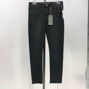 Wit & Wisdom jeans seamless ankle skimmer raw 2